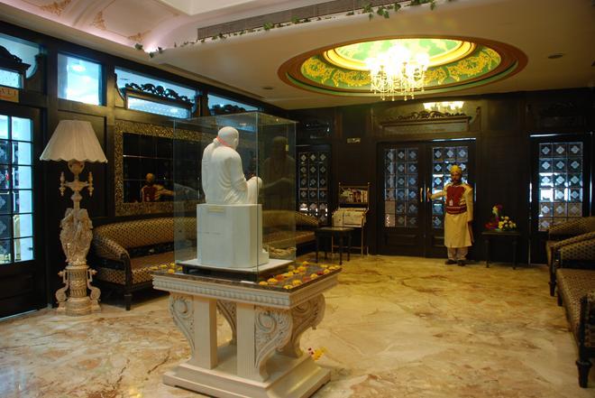 The Nagpur Ashok - Nagpur - Recepción