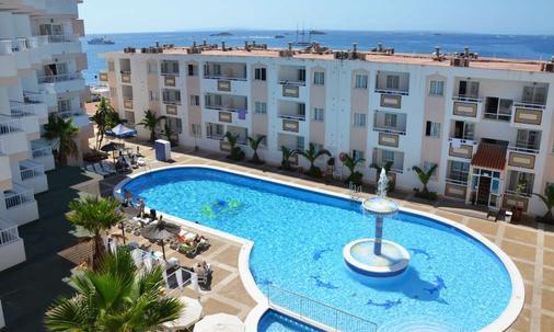 Apartamentos Tropical Garden - Thị trấn Ibiza - Toà nhà