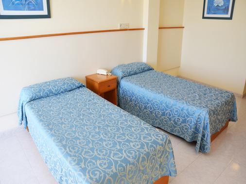 Apartamentos Tropical Garden - Thị trấn Ibiza - Phòng ngủ