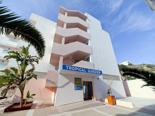 Apartamentos Tropical Garden - Ibiza - Rakennus