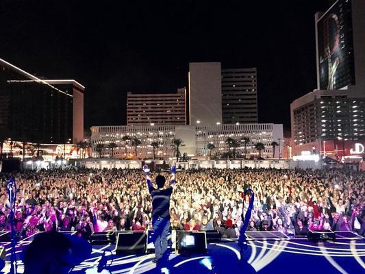 the D Las Vegas - Las Vegas - Atrações