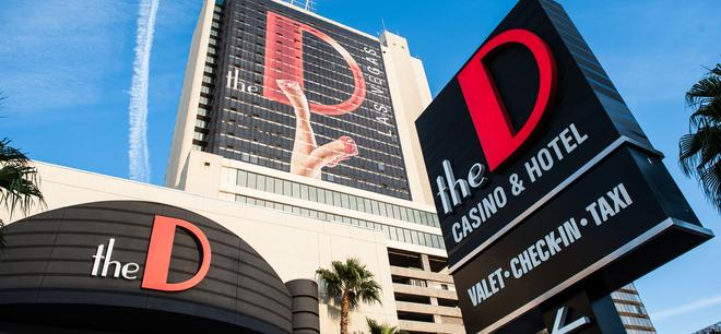 the D Las Vegas - Las Vegas - Edificio