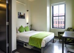 Hi Boston Hostel - Boston - Bedroom