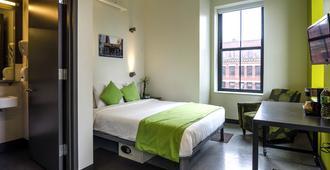 Hi Boston Hostel - בוסטון - חדר שינה