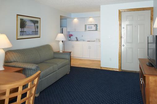 Sea Crest Inn - Cape May - Living room