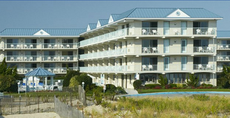 Sea Crest Inn - Cape May - Edificio