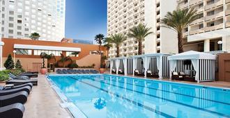 哈利士拉斯維加斯賭場酒店 - 拉斯維加斯 - 游泳池