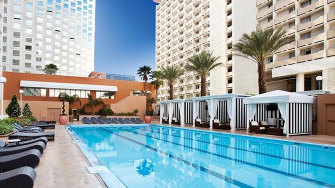 Harrah's Las Vegas Hotel & Casino - Las Vegas - Bể bơi