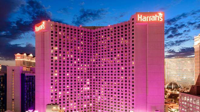 Harrah's Las Vegas Hotel & Casino - Las Vegas - Toà nhà