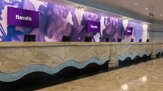 Harrah's Las Vegas Hotel & Casino - Las Vegas - Recepción