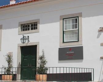 Pousada Vila Óbidos - Óbidos - Rakennus