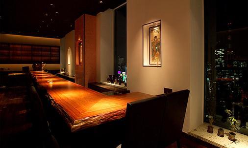 三井花園飯店銀座普米爾 - 東京 - 酒吧