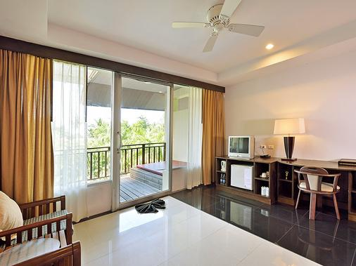 Lanta Sand Resort and Spa - Koh Lanta - Balkon