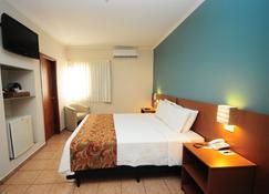 Hotel Riviera Araçatuba - Araçatuba - Quarto