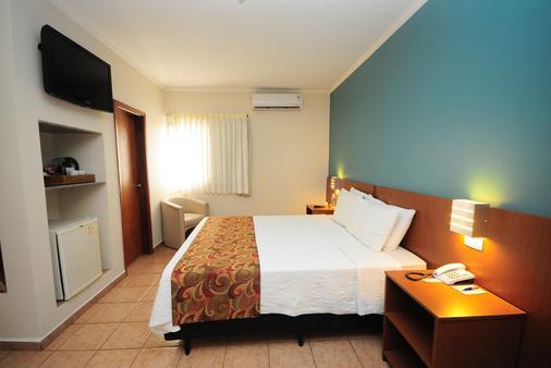 Hotel Riviera Araçatuba - Araçatuba - Bedroom