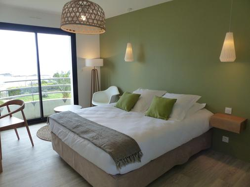 Villa Les Hydrangeas - Perros-Guirec - Bedroom