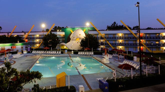 迪士尼全明星電影度假酒店 - 萊克布埃納維斯塔 - 博偉湖 - 游泳池
