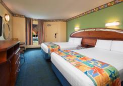 迪士尼全明星電影度假酒店 - 萊克布埃納維斯塔 - 博偉湖 - 臥室
