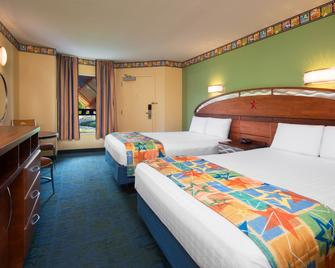 Disney's All-Star Movies Resort - Lake Buena Vista - Bedroom