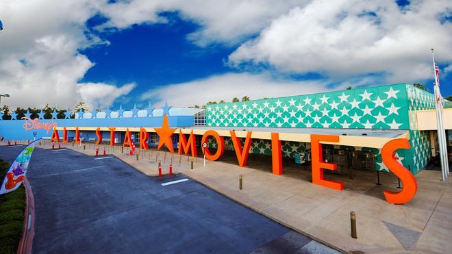 迪士尼全明星電影度假酒店 - 萊克布埃納維斯塔 - 博偉湖 - 建築