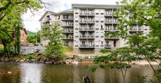 Twin Mountain Inn & Suites - Pigeon Forge - Edificio