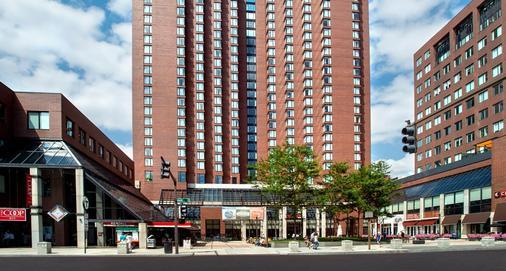 波士頓劍橋萬豪酒店 - 劍橋 - 建築