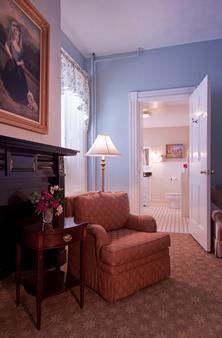 Middlebury Inn - Middlebury - Sala de estar