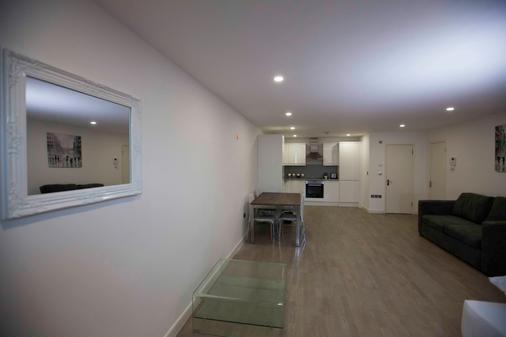 Goodnight Sleep Apartments - London - Living room