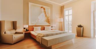 Hotel Kaiserhof Victoria - באד קיסינגן - חדר שינה