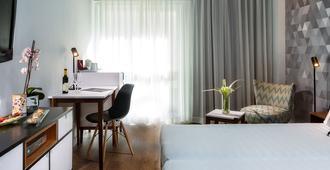 Prima Tel Aviv Hotel - Tel Aviv - Yatak Odası