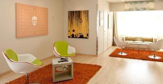 Prima Tel Aviv Hotel - Tel Aviv - Bedroom