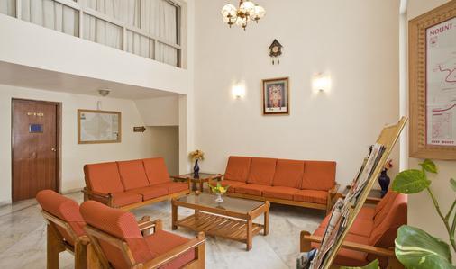 Hotel Sunset Inn Mount Abu with Swimming Pool - Mount Abu - Lobby