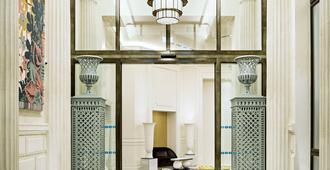 ホテル スクリーブ パリ オペラ バイ ソフィテル - パリ - ロビー