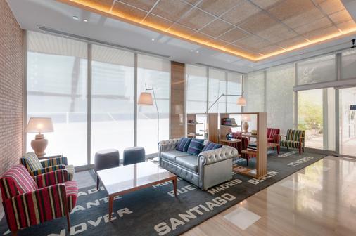 馬德里查馬丁飯店 - 美利亞飯店國際 - 馬德里 - 大廳