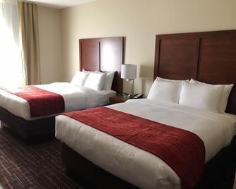 Comfort Inn Wichita Falls Near MSU - Wichita Falls - Bedroom
