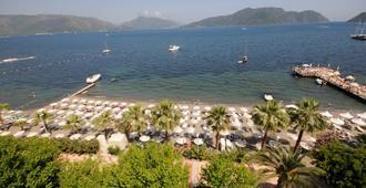馬爾馬里斯熱帶酒店 - 馬馬利斯 - 馬爾馬里斯 - 海灘
