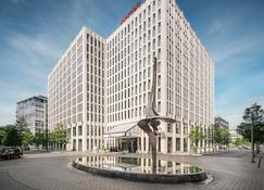 Berlin Marriott Hotel - Berlin - Building