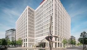 Berlin Marriott Hotel - Berlín - Edificio