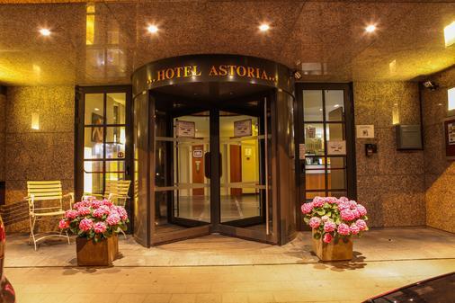 Astoria Hotel - Antwerp - Toà nhà
