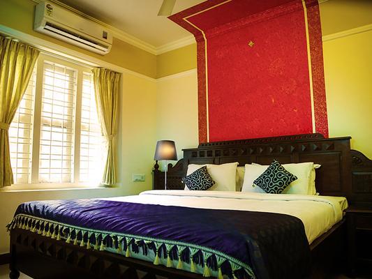 Krishna Regency - Guruvayoor - Bedroom