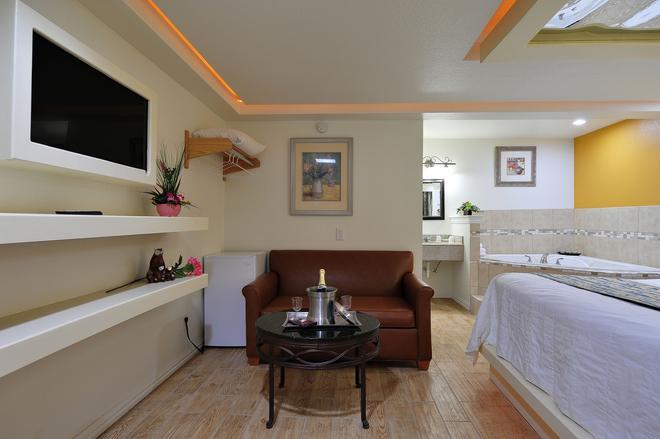 Romantic Inn & Suites - Ντάλας - Σαλόνι