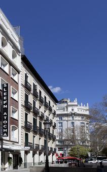 Sleep'n Atocha - Madrid - Rakennus