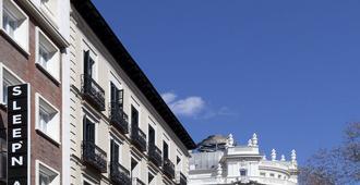 Sleep'n Atocha - Madrid - Building