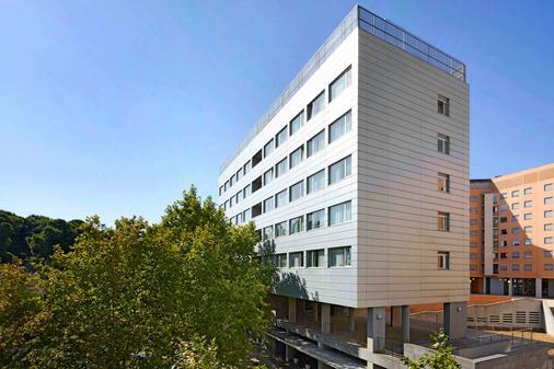 Exe Plaza Delicias - Zaragoza - Building