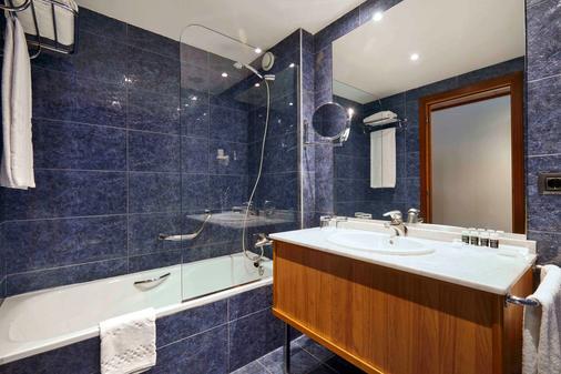 Exe Plaza Delicias - Zaragoza - Bathroom