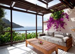 Hillside Beach Club - Fethiye - Balkon