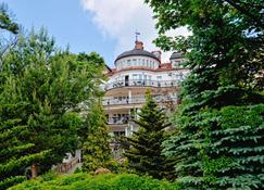 Hotel Solar Palace Spa & Wellness - Sensburg - Gebäude