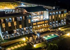 Satama Hotel - Cap-Haïtien - Byggnad