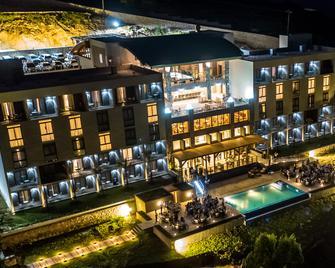 Satama Hotel - Кап-Аїтьєн - Building