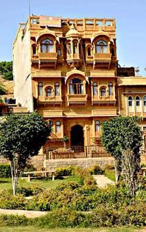 Gaji Hotel - Jaisalmer - Toà nhà